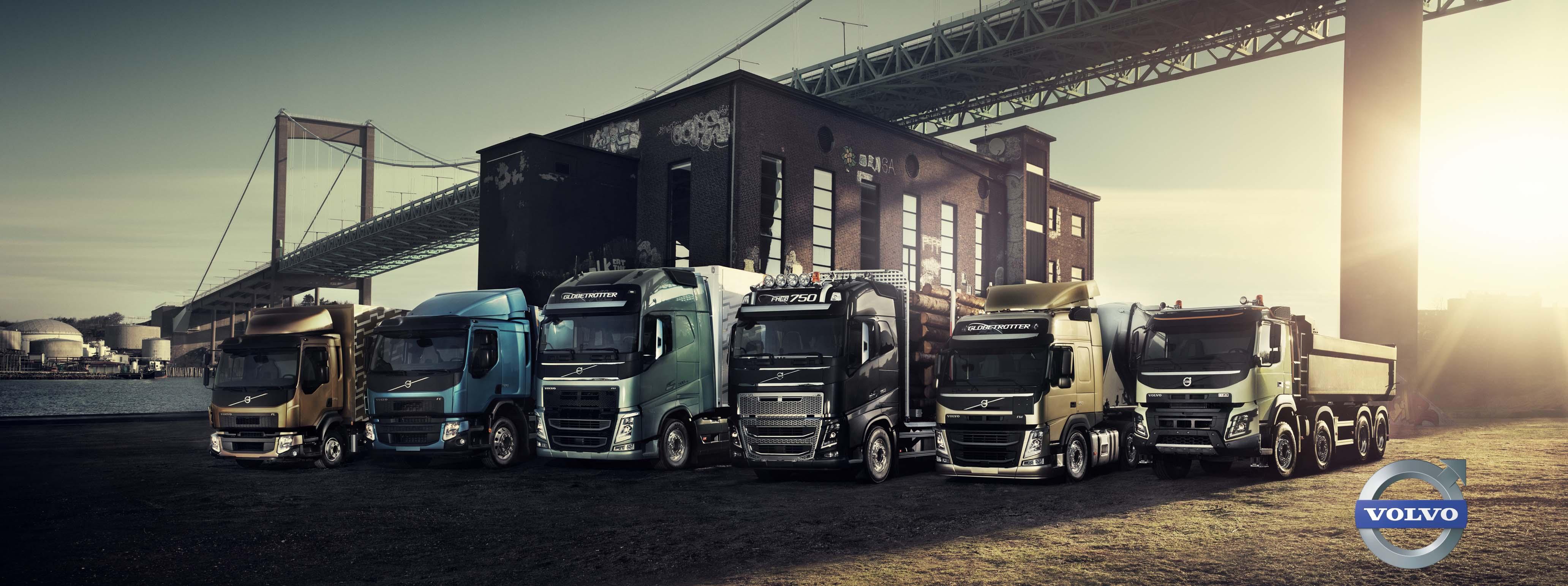 Volvo Truck Range   2018 Volvo Reviews